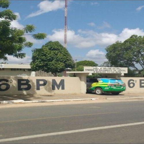 Polícia impede linchamento e prende suspeito de vários assaltos no Piauí