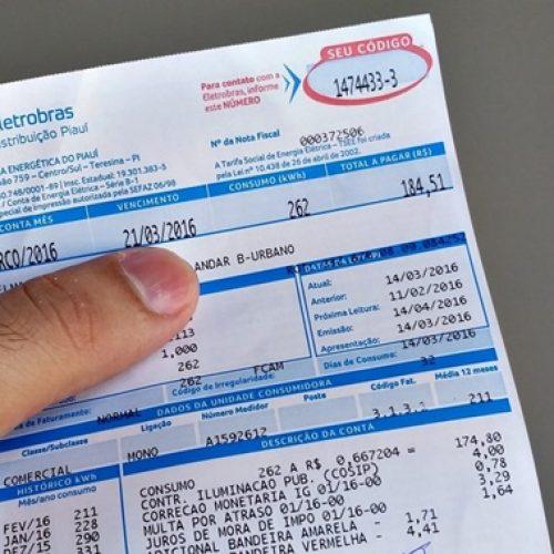 Consumidores podem negociar contas de energia com descontos de 100% de juros e multas