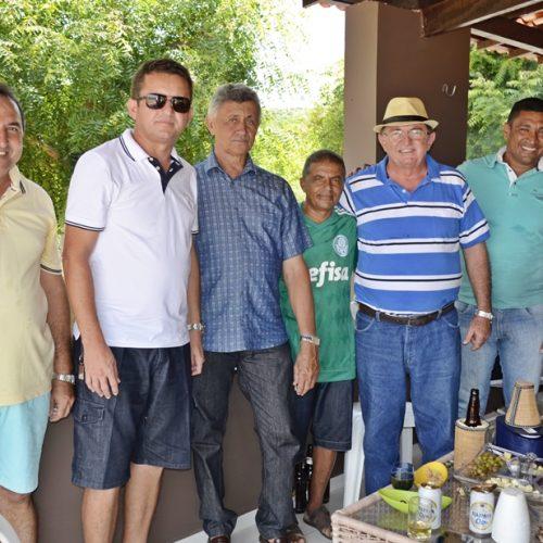 Deputado Rubem Martins visita Patos do Piauí