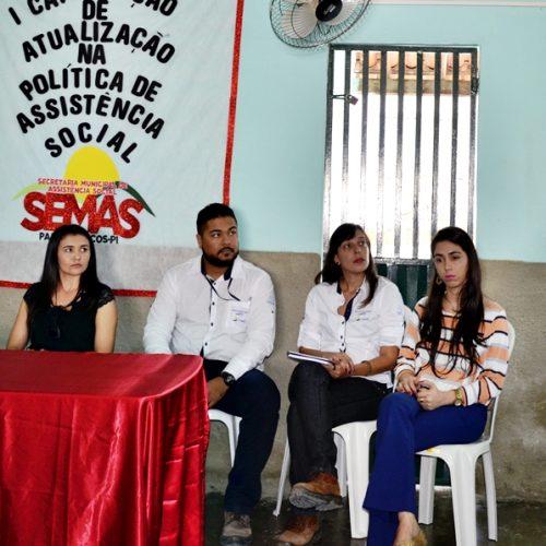 PADRE MARCOS | Prefeitura faz parceria para construção de academias, campo de futebol e instalação de salas digitais