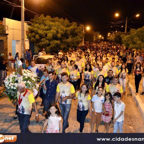 Missa e procissão encerram os festejos de São José em Belém do Piauí