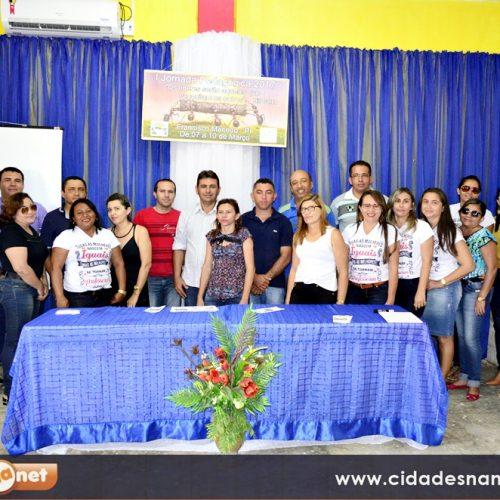 Educação de Francisco Macedo realiza Jornada Pedagógica e abre o ano letivo 2017