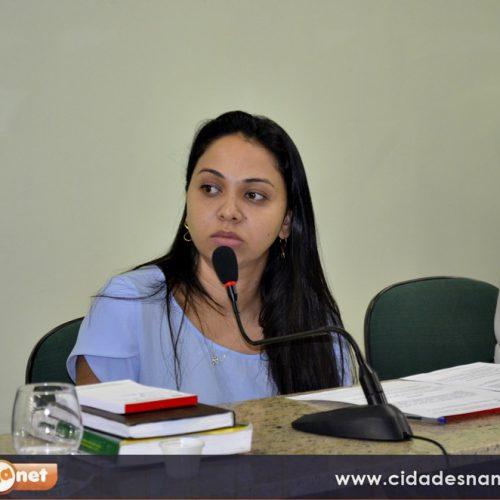 Vereadora solicita perfuração de poços em duas comunidades rurais de Jaicós