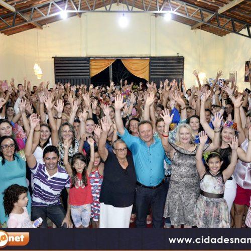 Vila Nova do Piauí comemora o Dia da Mulher; veja fotos