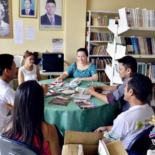 Cultura de Vila Nova realiza encontro para traçar metas e estratégias na nova gestão de Edilson Brito