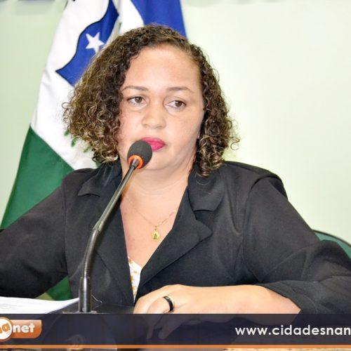 Vereadora reivindica a recuperação das estradas no município de Jaicós
