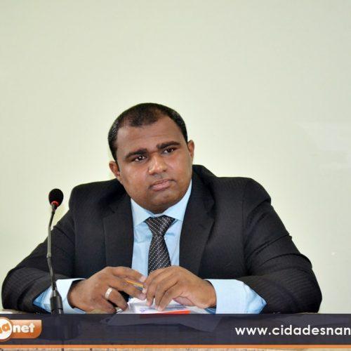 Vereador reivindica melhorias no abastecimento de água na zona rural de Jaicós