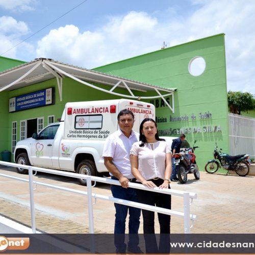 Prefeitura de Vera Mendes reforma e informatiza Unidade Básica de Saúde