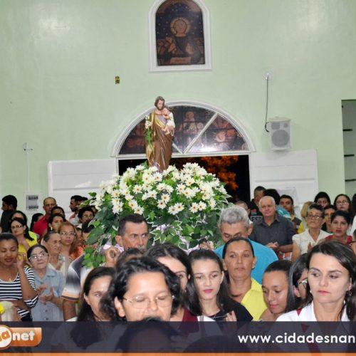 Carreata e missa abrem a festa de São José em Belém do Piauí