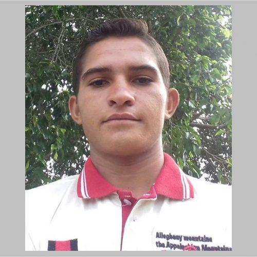 Delegado divulga foto do suposto sequestrador de adolescente em Betânia do PI e fala sobre o caso