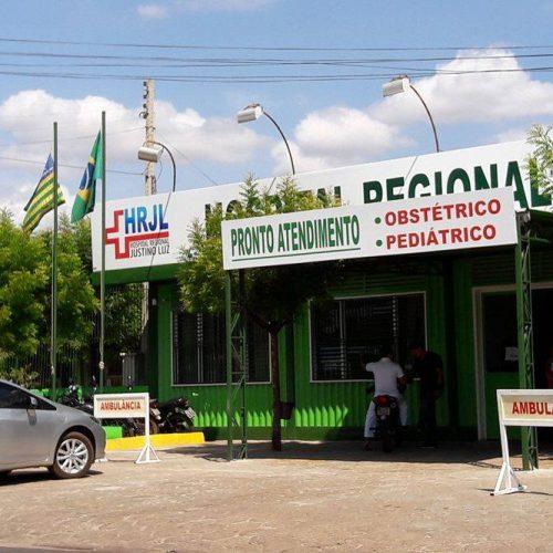 Hospital Regional Justino Luz terá diretor indicado por deputados de Picos