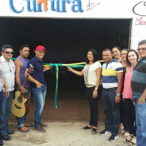 Após 4 anos fechado, Prefeitura de Campo Grande do Piauí reabre Ponto de Cultura