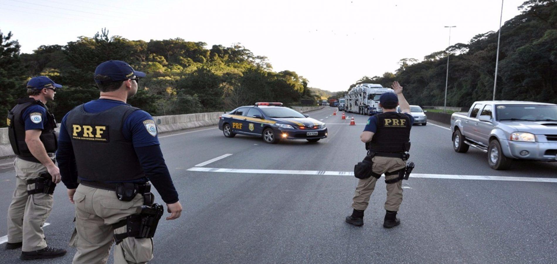 PRF intensifica fiscalização nas rodovias federais que cortam o Piauí