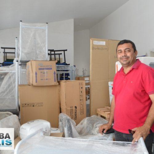 Prefeitura de Jaicós recebe R$ 145 mil em equipamentos para reestruturação das Redes de Atenção à Saúde