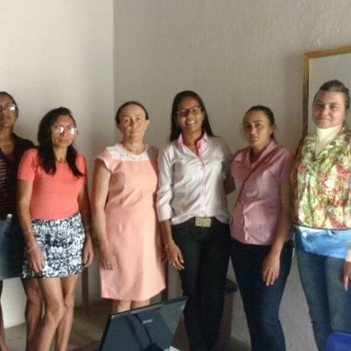 Educação de Vila Nova realiza capacitação com os profissionais responsáveis pela merenda e limpeza das escolas