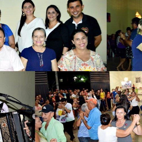 VILA NOVA | Ricardo do Acordeon atraiu grande público no retorno das atividades do SCFV do CRAS ; veja fotos