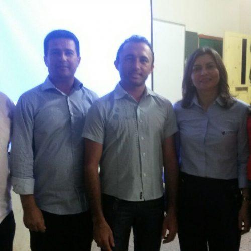 VILA NOVA  Prefeito e secretário participam do IV Seminário promovido pelo TCE em Picos