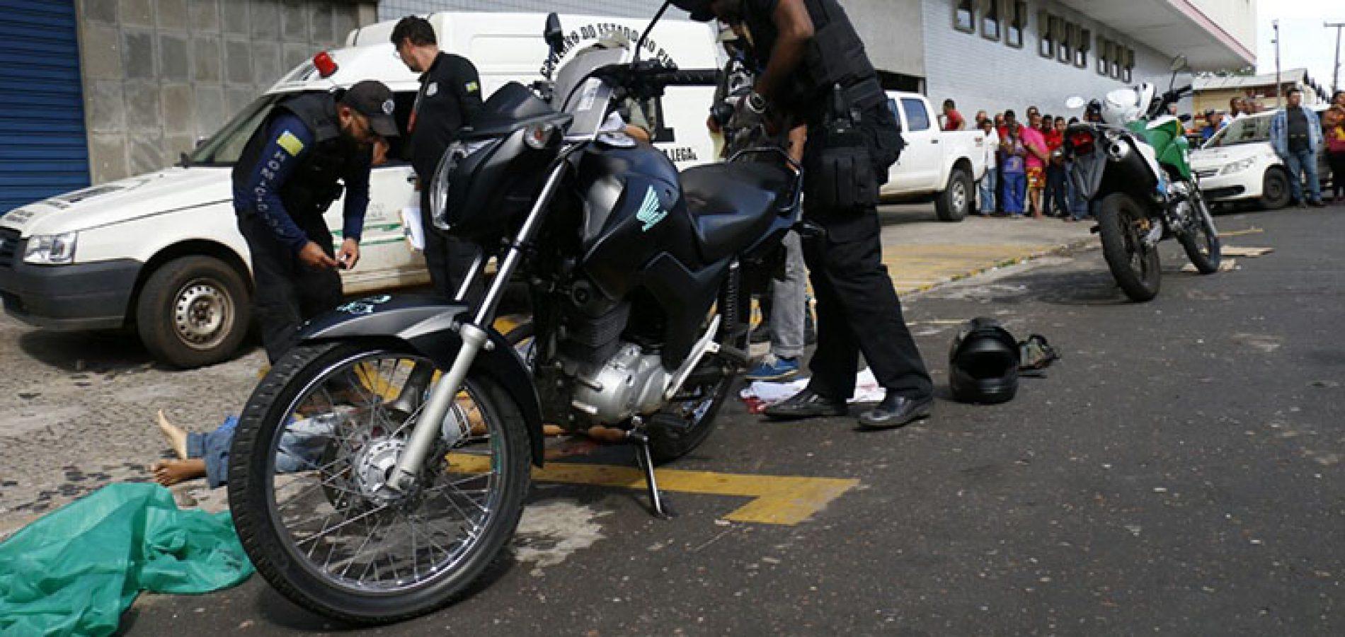 Assaltante é morto após roubar cordão de ouro e celular de vítima no Piauí
