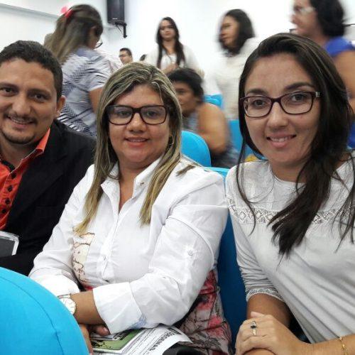 Secretária de Assistência Social de Vera Mendes participa de encontro do Coegemas em Teresina