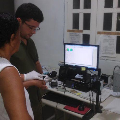 Justiça Eleitoral realiza recadastramento biométrico para eleitores de Simões, Caridade e Curral Novo