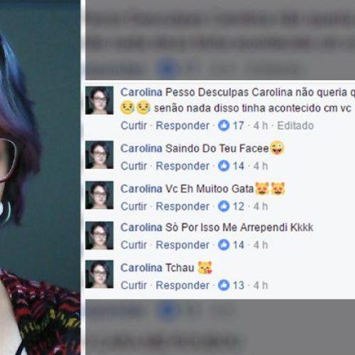 Após roubar celular, ladrão posta no Facebook da vítima pedido de desculpas
