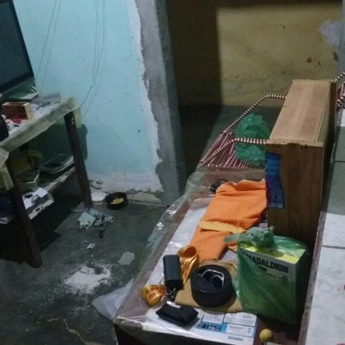 Dupla invade residência e amarra proprietário no interior de Massapê do Piauí