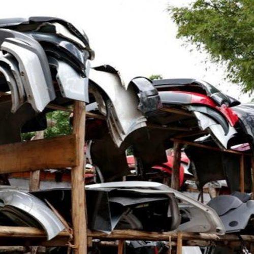 Governo aprova lei que regula desmanches de veículos no Piauí