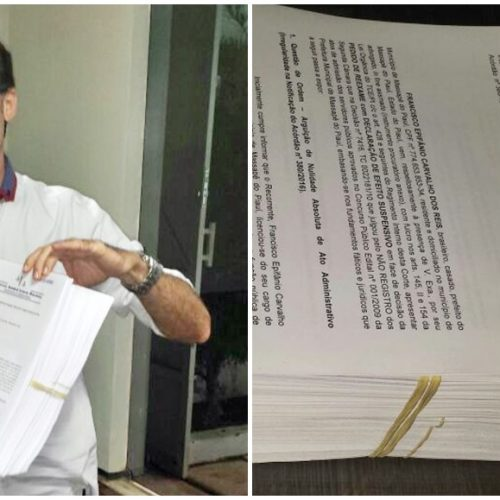 Após recurso da Prefeitura, TCE suspende decisão que demitiu servidores em Massapê do Piauí