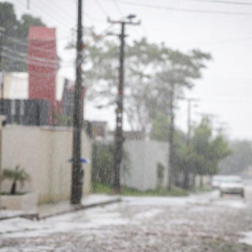 Meteorologia emite alerta de chuvas intensas em Picos e outros 14  municípios do Piauí