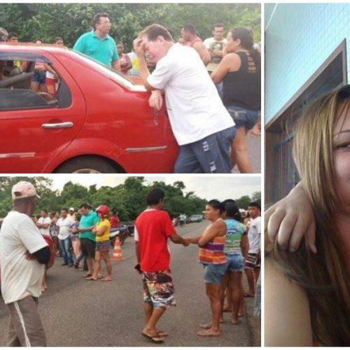 Mulher é executada na frente do filho durante viagem em família no Piauí