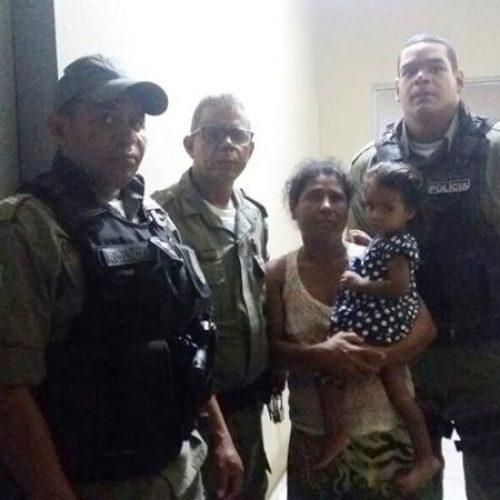 PICOS | Criança raptada é deixada no povoado Mirolândia