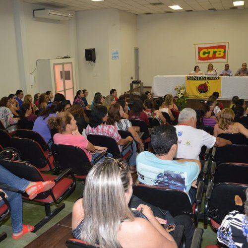 Servidores denunciam caos nas escolas da cidade de Picos