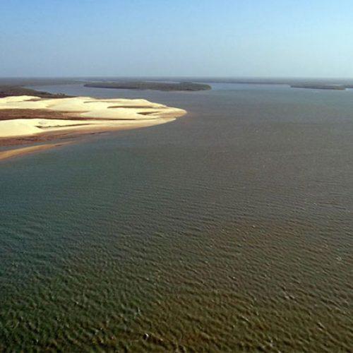 Após 16 horas desaparecido, barco é achado à deriva no Delta do Parnaíba