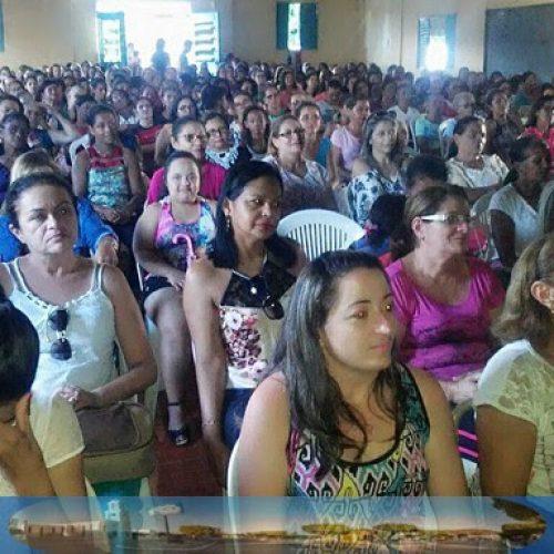 Prefeitura de Simões realiza evento para comemorar o dia da mulher