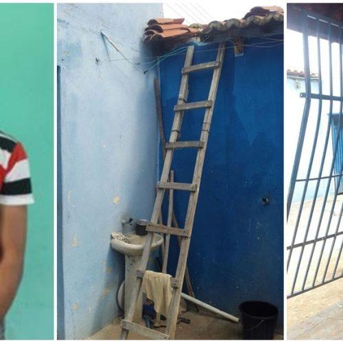 Polícia prende homem por arrombamento e furto em escola de Francisco Santos