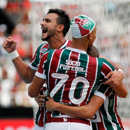 Fluminense vence Flamengo nos pênaltis e conquista Taça Guanabara