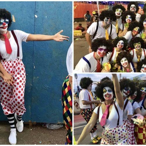 Ivete Sangalo se disfarça e curte o carnaval no meio do povo em Salvador