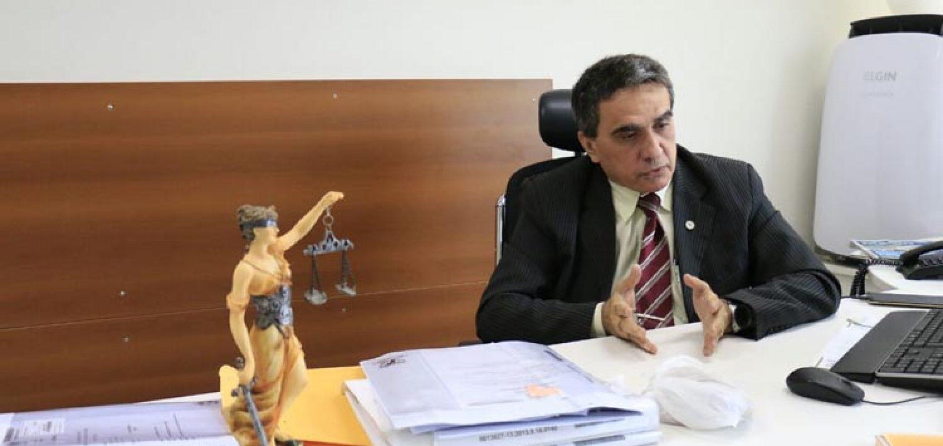 Instalação de tornozeleira em presos é suspensa temporariamente no Piauí