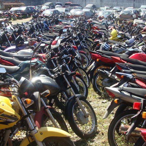 Detran realiza leilão de 127 veículos na próxima segunda-feira (6)