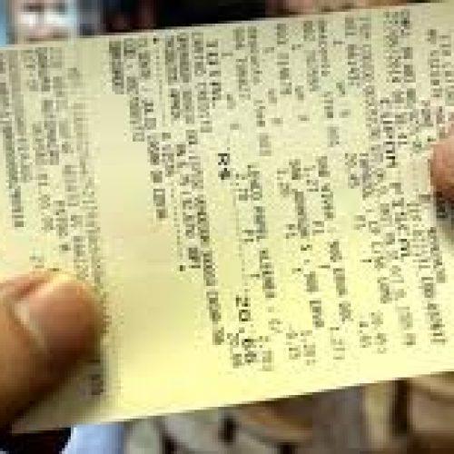 Consumidores de Picos ganham R$ 50 mil e R$ 20 mil na Nota Piauiense