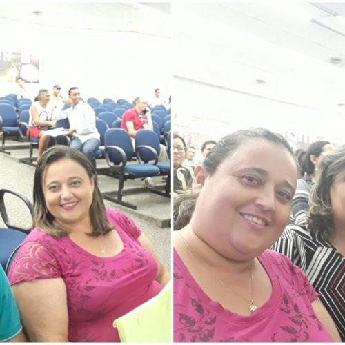 Prefeito e Secretária de Educação de Vila Nova participam do 13° Fórum e eleições da Undime/PI em Teresina