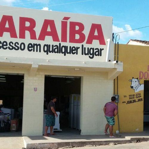Dupla armada assalta loja do Armazém Paraíba em Alagoinha do Piauí