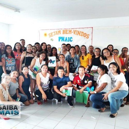 JAICÓS   Educação realiza nova Formação do Pacto Nacional pela Alfabetização na Idade Certa