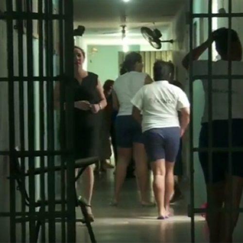 Pesquisa revela: mais de 80% das presas no Piauí são mães e negras