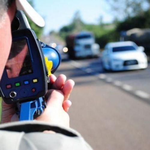 Mais de 2 mil condutores foram flagrados por excesso de velocidade no Piauí
