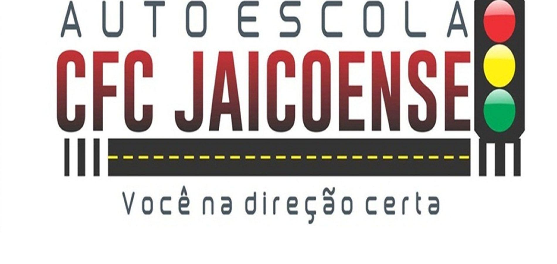 Auto Escola CFC Jaicoense completa 3 anos e lança promoção de aniversário