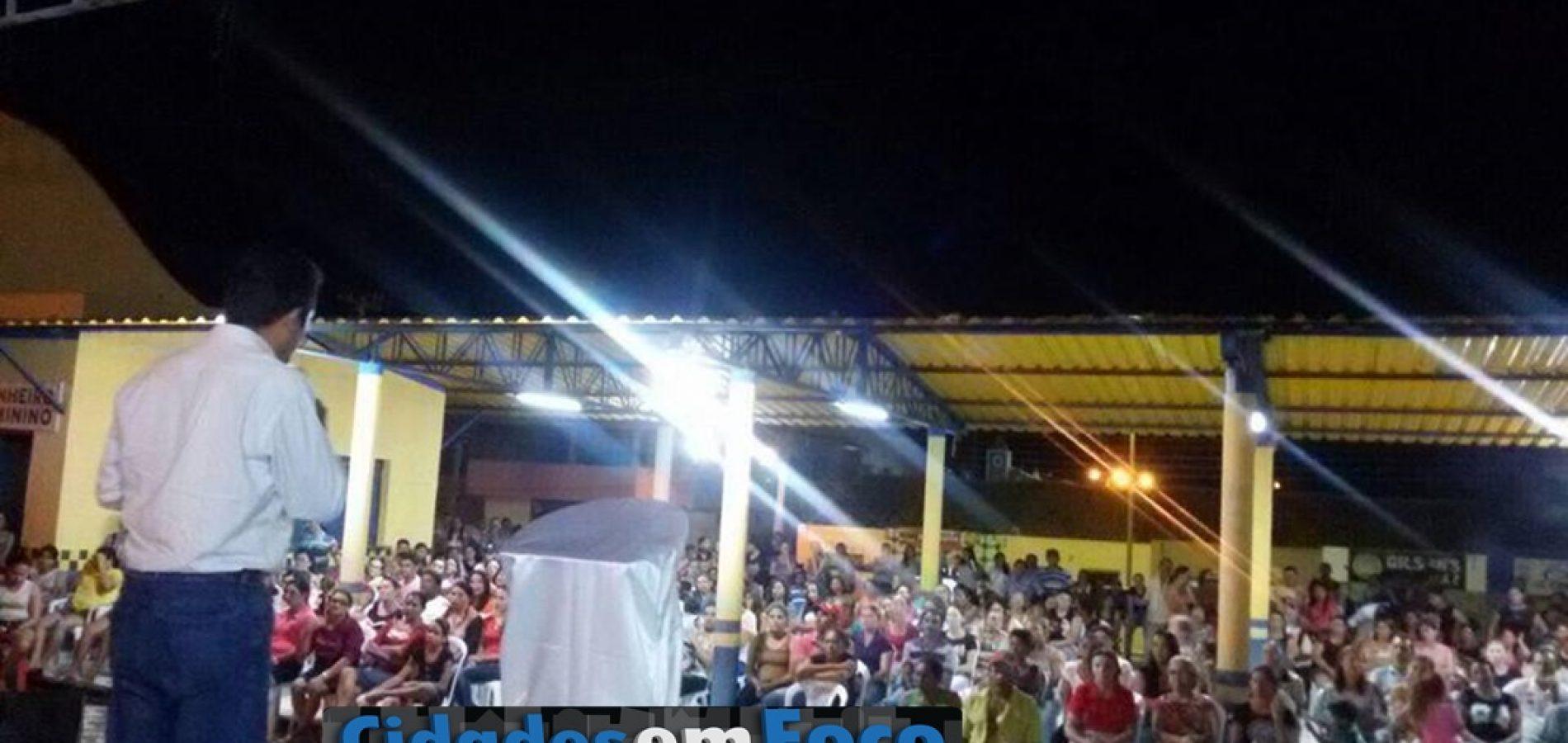 Seminário do Bolsa Família reúne grande público e tira dúvidas em Jacobina do Piauí