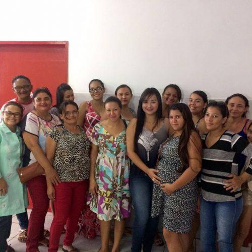 ALEGRETE | Secretaria Municipal de Saúde realiza palestra para gestantes sobre zika vírus e microcefalia