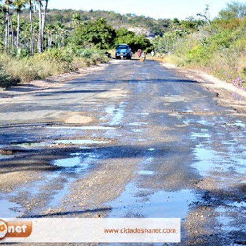 Deputado reivindica recuperação do asfalto entre Jaicós e Massapê e Assembléia aprova