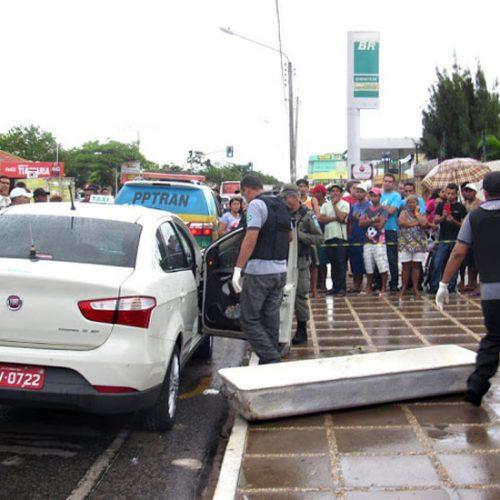 Taxista é brutalmente assassinado a facadas no litoral piauiense